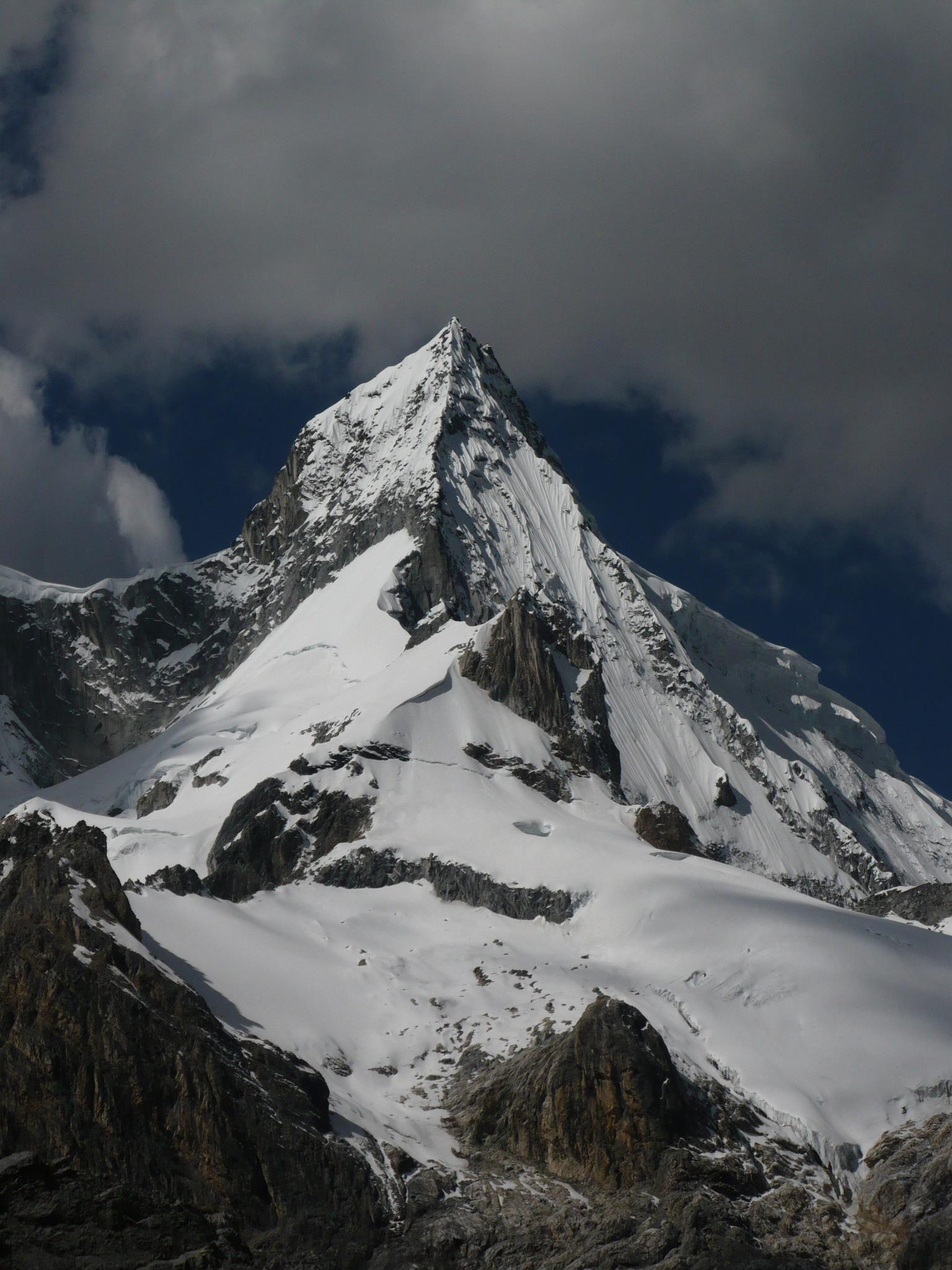 Nevados mas altos del peru