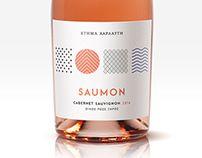 Wine Label Design Study