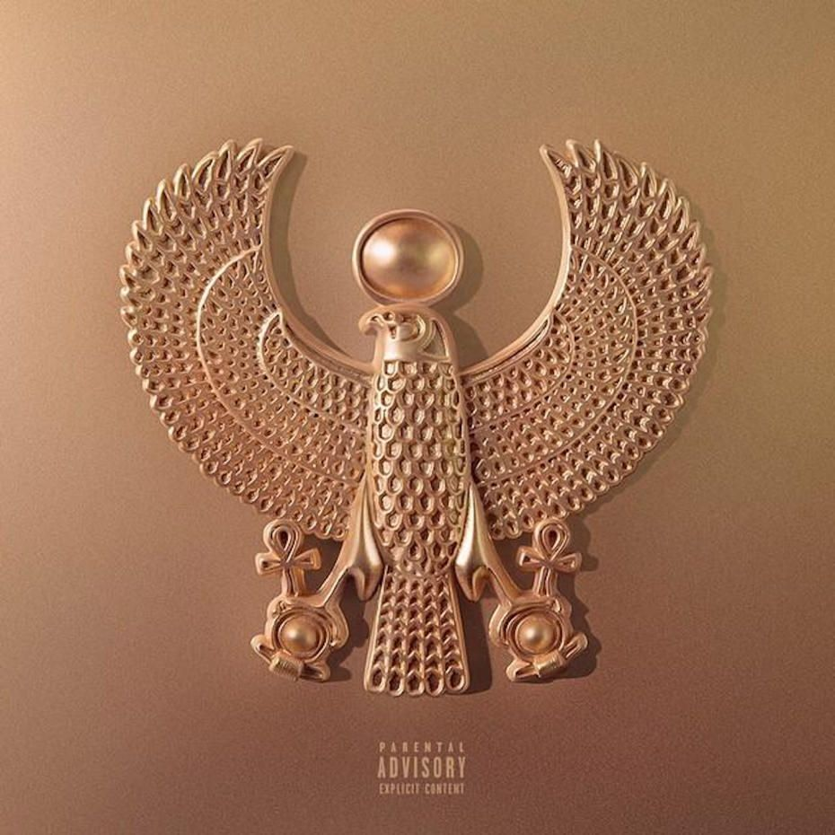 Kanye West And Donda Designed The Artwork For Tyga S New Album Music Artwork Tyga Beautiful Dark Twisted Fantasy