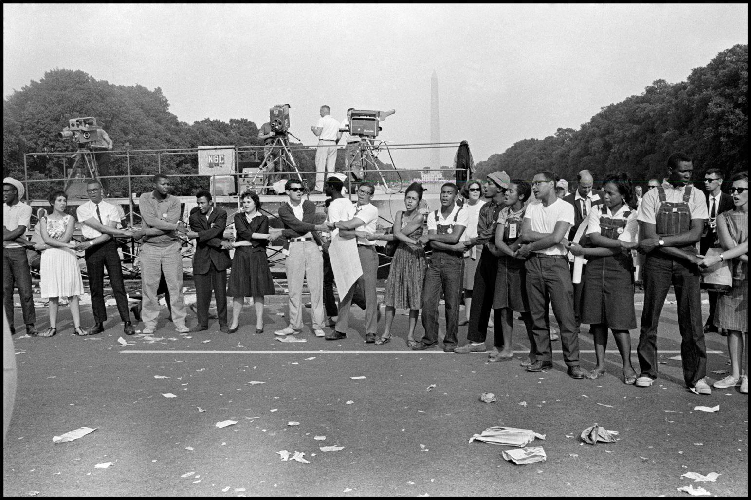 Protest In Harmony Civil rights bill, Civil rights