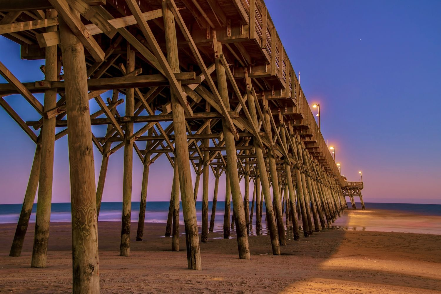 3 of the Best North Myrtle Beach Fishing Piers Myrtle