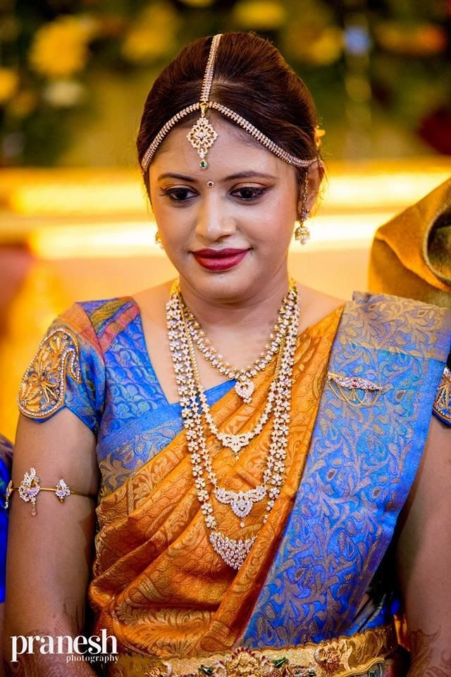 Latest Saree Blouse Design For South Indian Bride Bridalblouse Southindianbridalblouse
