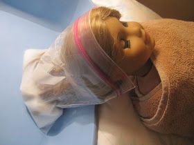 The Savage Dolls: American Girl Care and Cleaning Tips. #dollcare