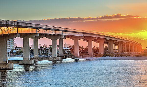 Orange Beach Pass Bridge Orange Beach Orange Beach Al Orange Beach