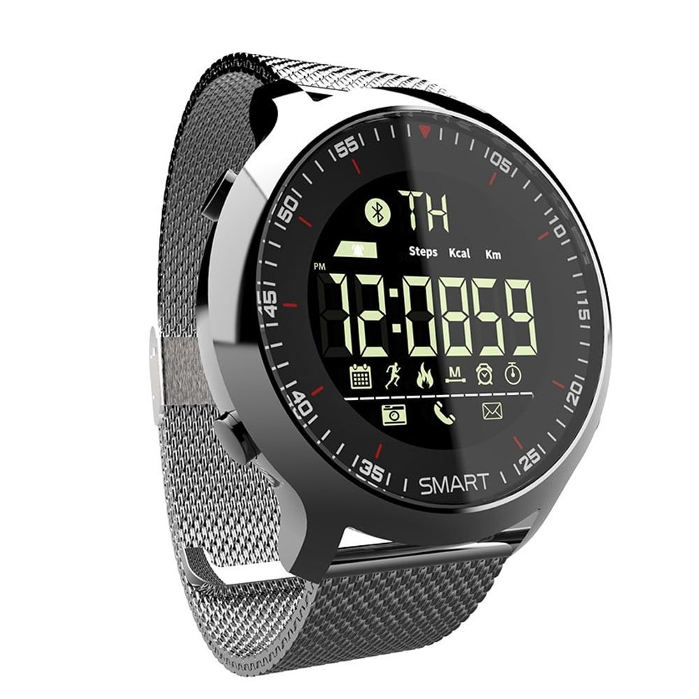 Men's Sport Smart Watch in 2020 Smart watch, Watches for