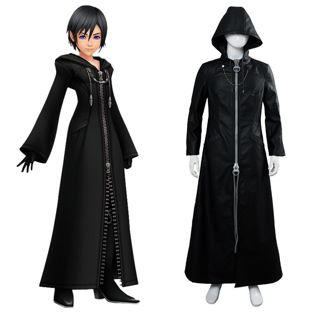 NEW Kingdom Hearts III Kairi Black Cosplay Shoes