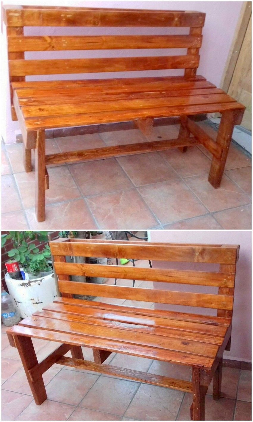 Low Cost DIY Wooden Pallets Projects | Wooden pallet ...