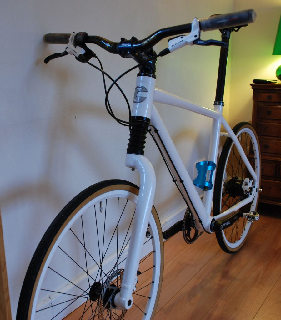 928c45e55e8 Headshok...lefty? Interesting Cannondale Bad Boy Alfine. | Bicycle ...