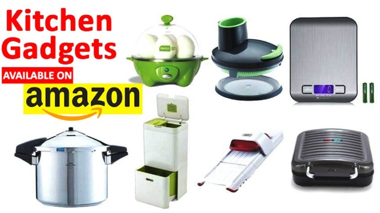 Top 10 Best Kitchen Gadgets On Amazon You Should Buy 2 Cool