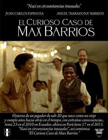 El Curioso Caso de MAX BARRIOS