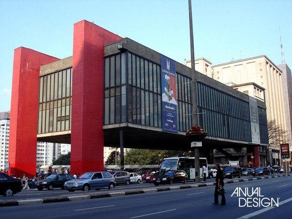 LINA BO BARDI E A ARQUITETURA BRASILEIRA - ANUAL DESIGN