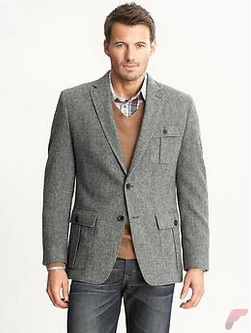 Guide for Men Who Wants to Wear Sport Coat with Jeans | Tweed ...