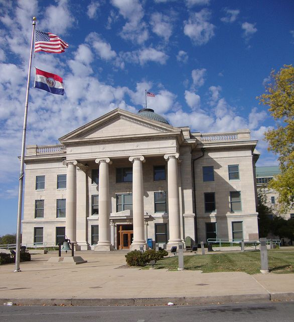 Haunted Places In Zionsville Indiana: Boone County Courthouse (Columbia, Missouri)