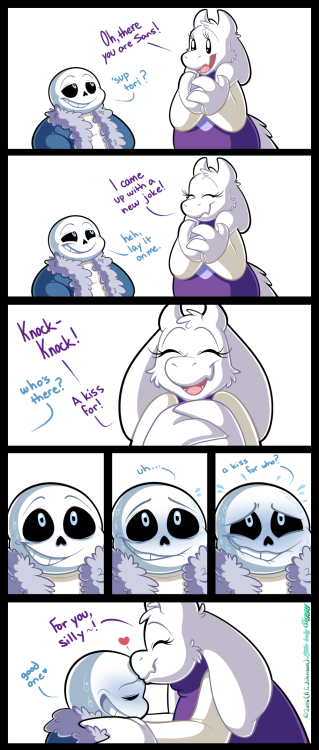 Just a Little Lady | Awesomely funny video game comics | Undertale