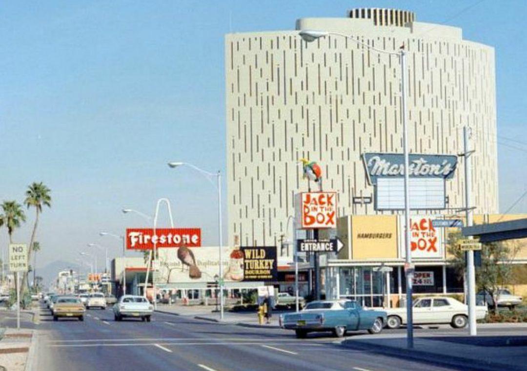 Western Savings Building Phoenix Arizona 1969