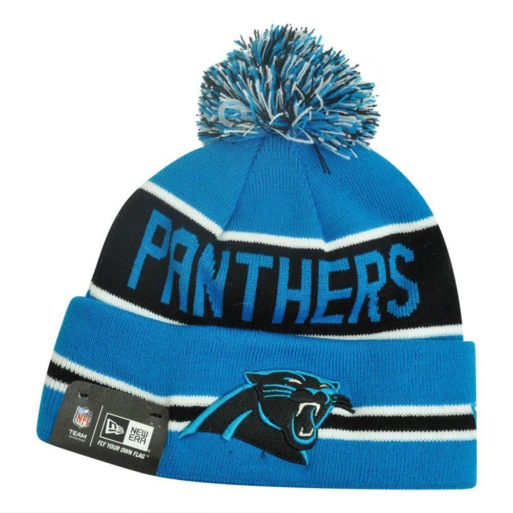 8255b1b18 Carolina Panthers NFL The Coach Knit Hat