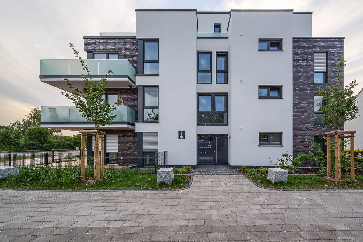 Mehrfamilienhaus in DuisburgRumeln Beschreibung Auf einem