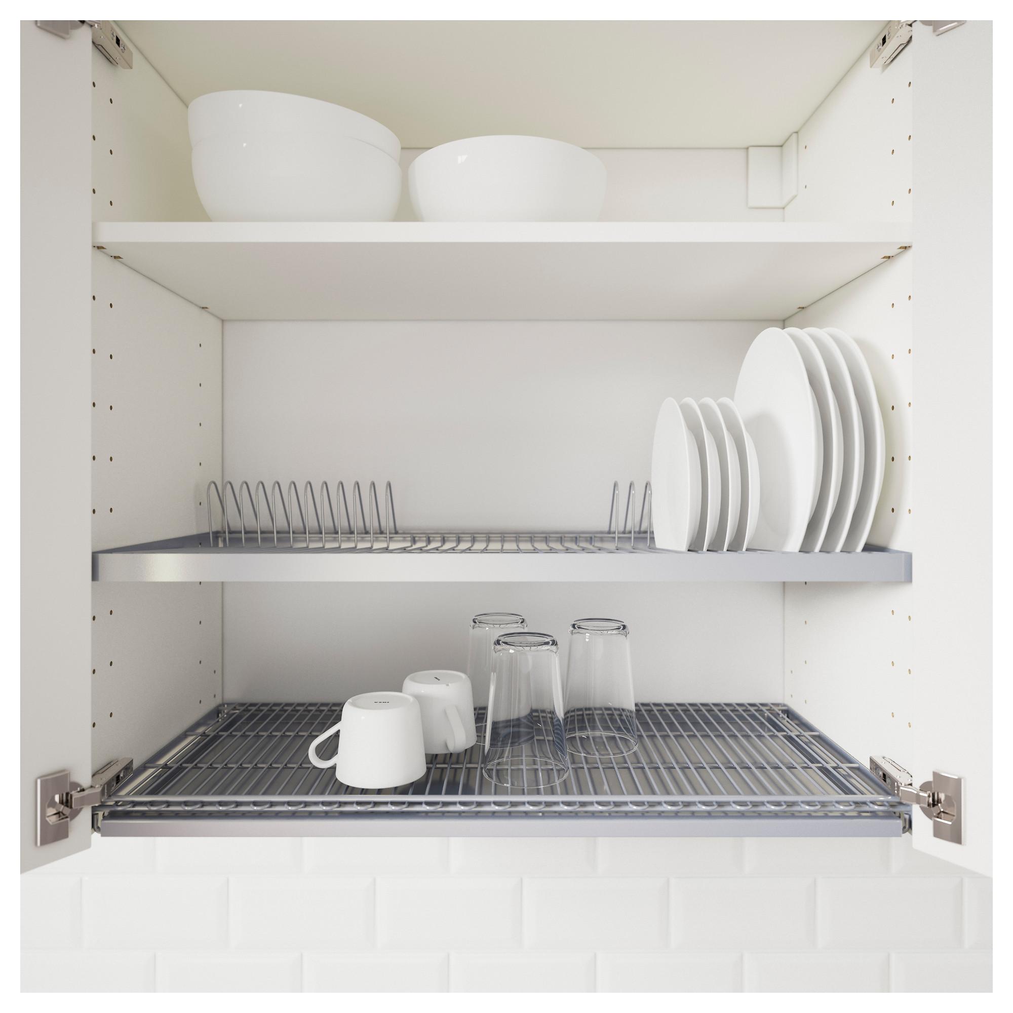 UTRUSTA Dish drainer for wall cabinet IKEA | Pinterest | Dish ...
