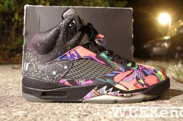 finest selection 60d40 03f8b Air Jordan 5 'Fresh Prince of Bel-Air' Trainers | shoes I ...