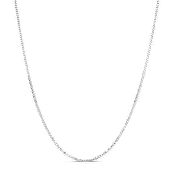 Zales 0.45mm Box Chain Necklace in 14K Rose Gold - 18 9TrY1u1w
