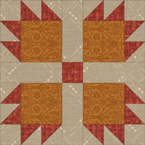 54 Illinois Quilt Guilds to choose from! | Barn quilts, Bear paws ... : turkey quilt block - Adamdwight.com