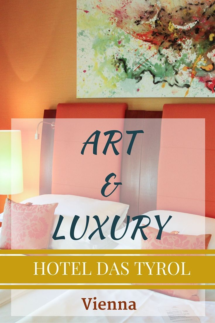 Hotel Das Tyrol is the perfect base for your stay in Vienna, Austria. This luxury hotel features amazing art installations and even has a private spa area which is included in the price of your room! It is located in the Museumsquartier area allowing you to easily reach many of Vienna's main tourists attractions.