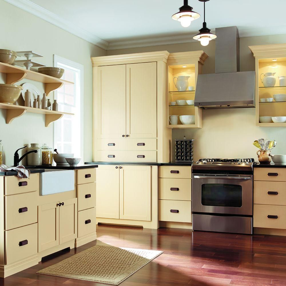 Martha Stewart Living 14 5x14 5 In Maidstone Cabinet Door Sample In Fortune Cookie 772515400056 Kitchen Remodel Plans Kitchen Remodel Layout Kitchen Remodel
