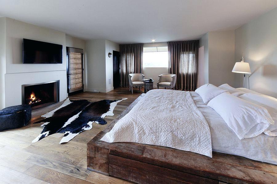 schlafzimmer rustikal einrichten | boodeco.findby.co