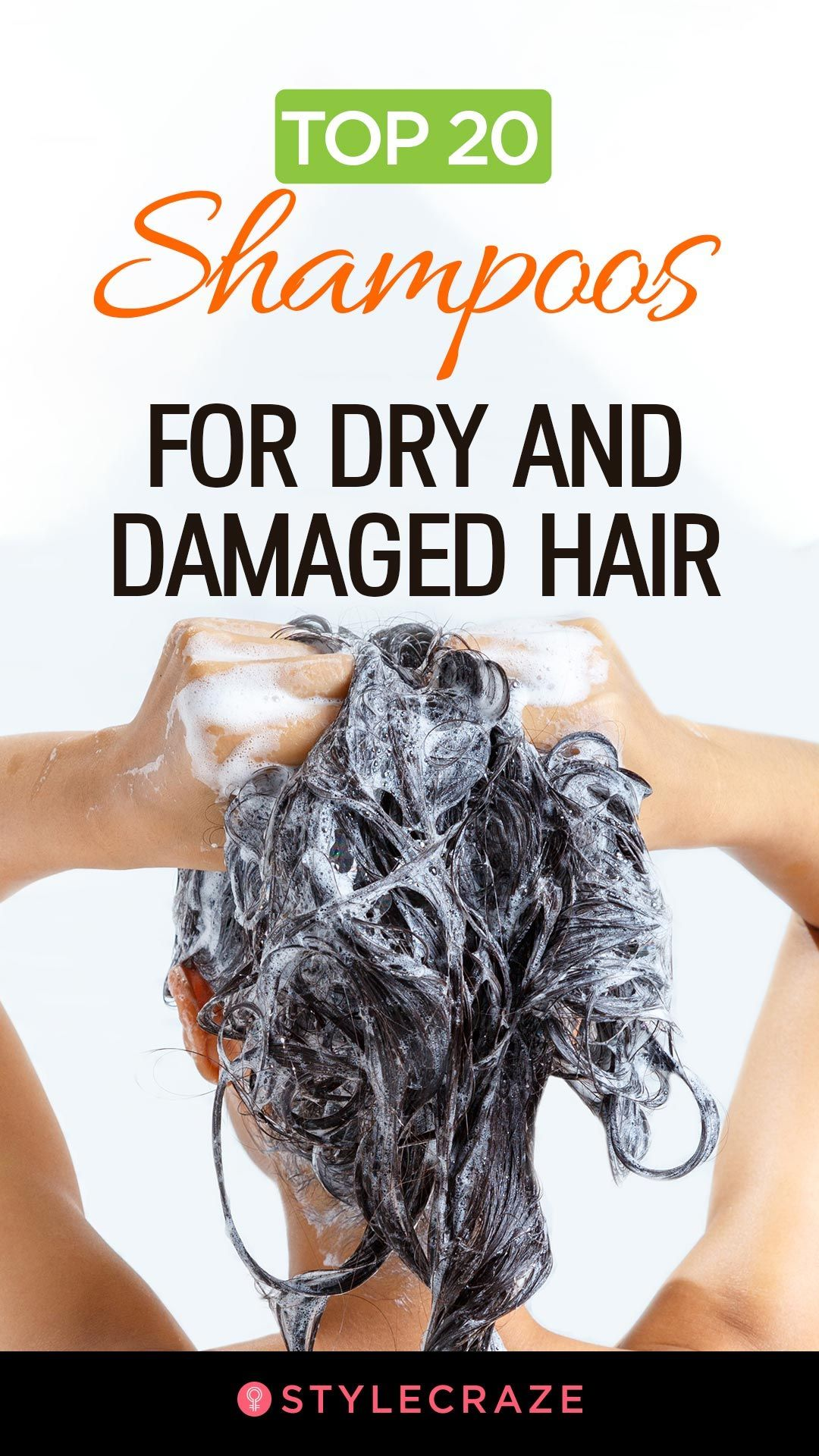 16 Best Shampoos (Reviews) For Dry And Damaged Hair In