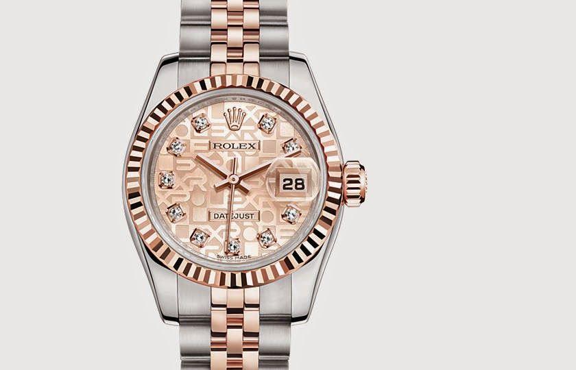 precios de reloj rolex para mujer