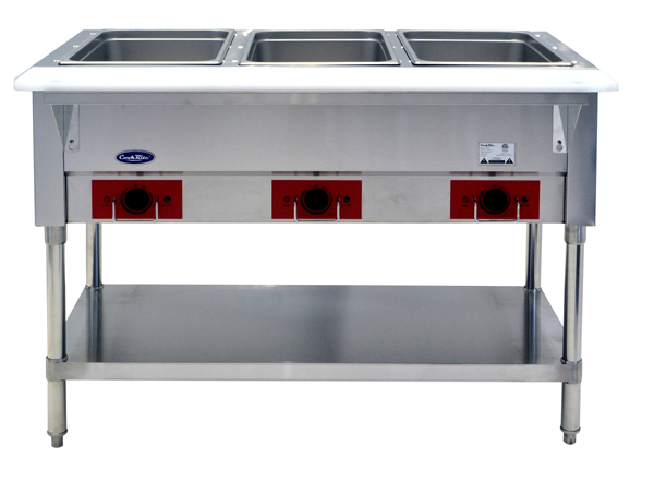Electric Steam Table Steam Tables Restaurant Equipment Electricity