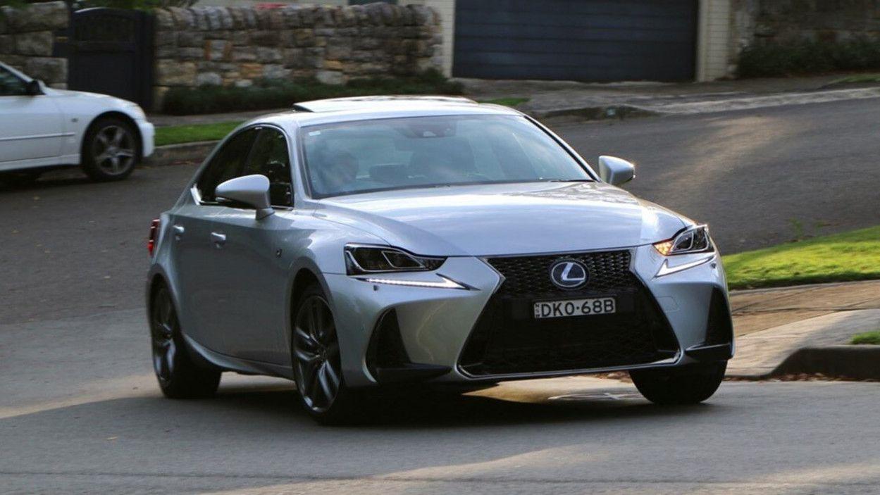 2020 Lexus IS 250 Release