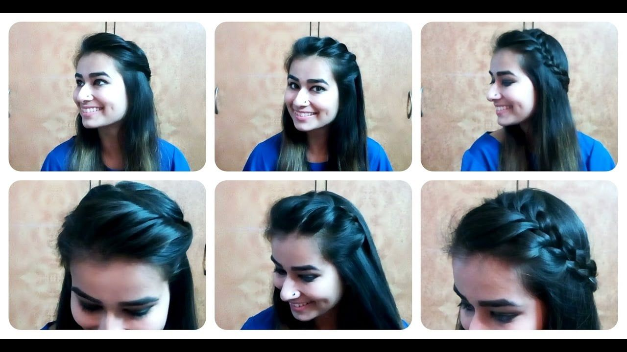 Hairstyles For Girls Open Hair Open Hairstyles Hot Hair Styles Cool Hairstyles For Girls