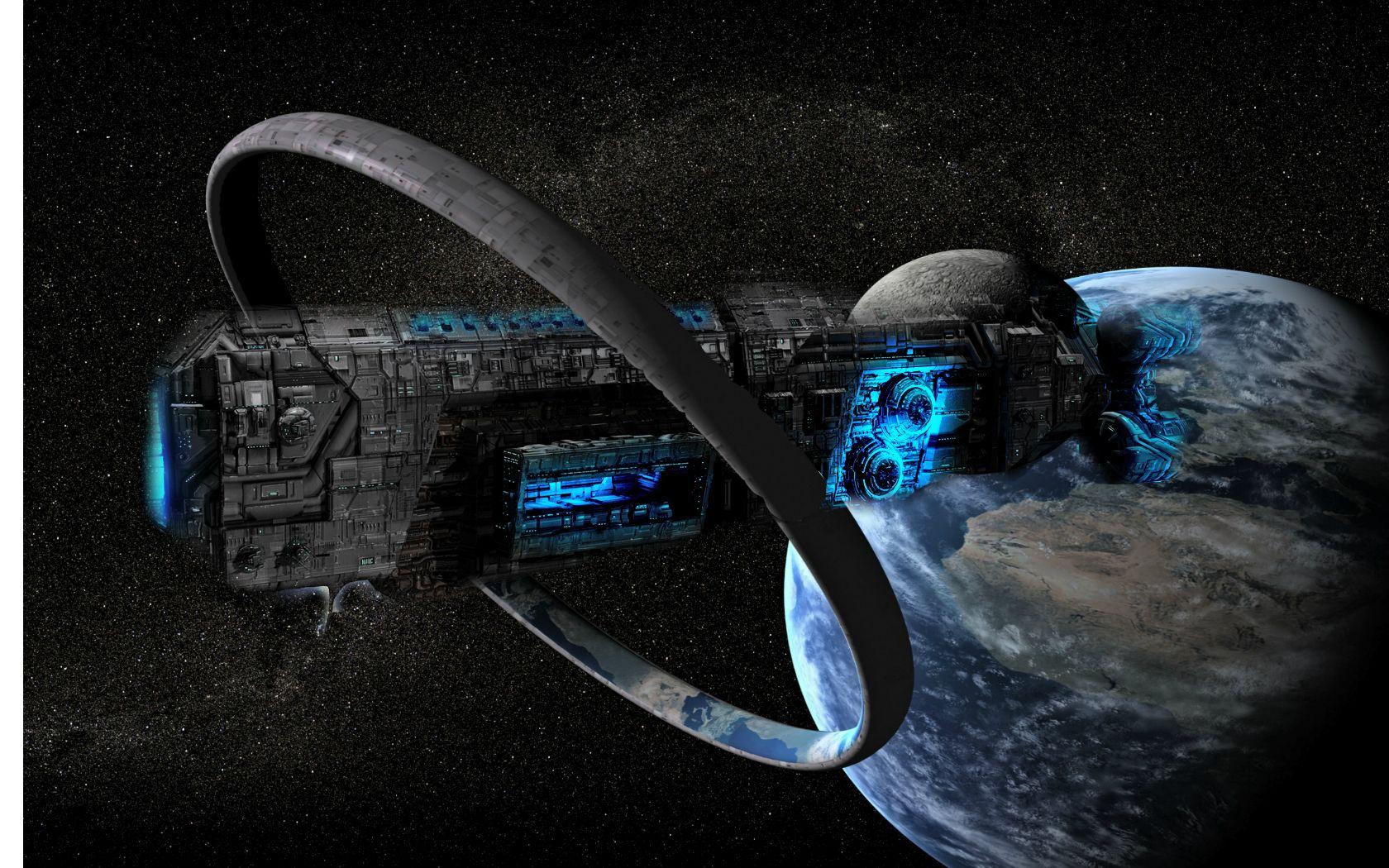 Pin von the engineer n m auf science fiction spaceship - Space wallpaper large ...