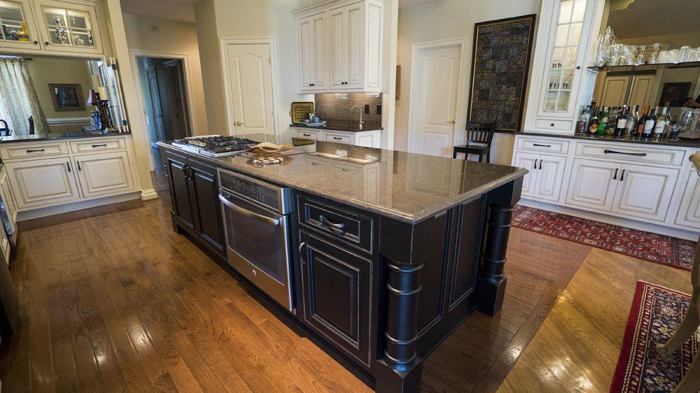 Kitchen Cabinet Refacing Contractors Near Me | Home Design ...