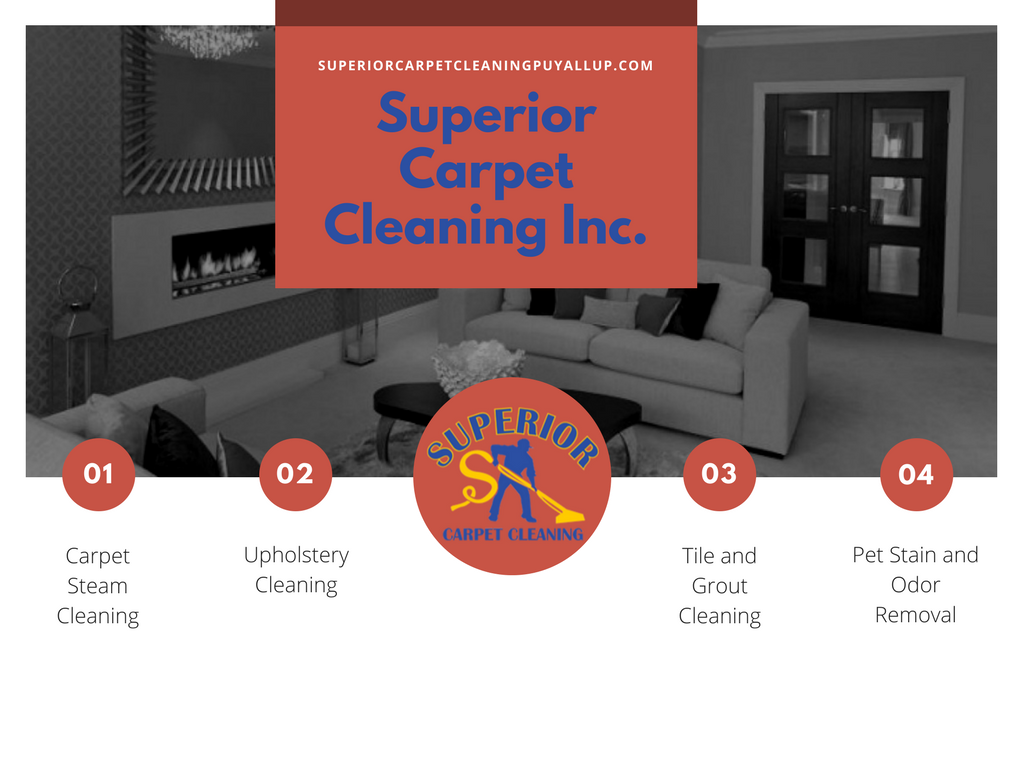 Apartment Cleaning in Puyallup, WA Carpet and Fabric Protection in ...