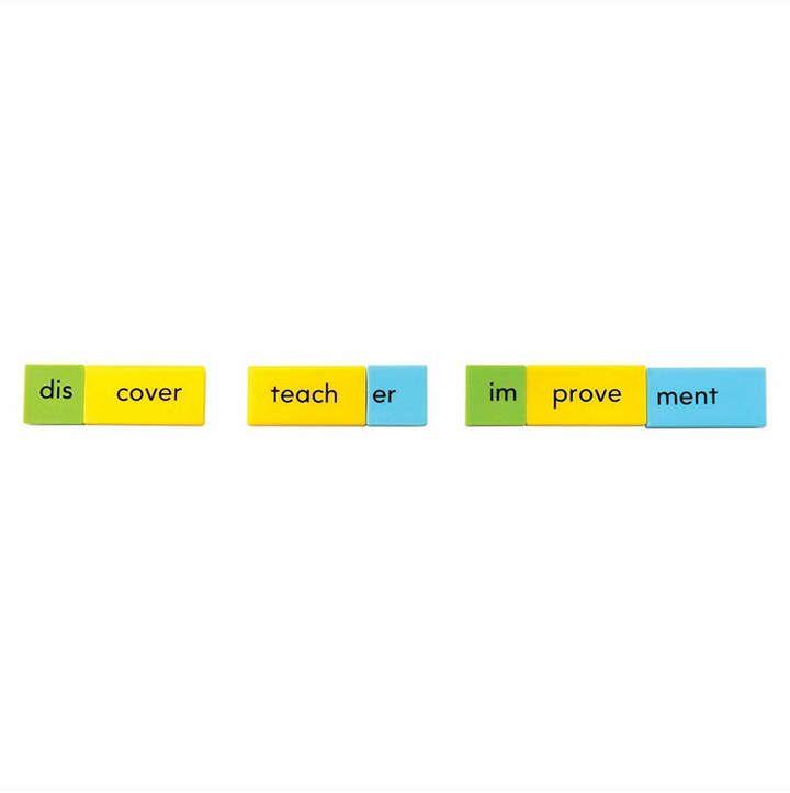 Educational Insights Word Building Dominoes