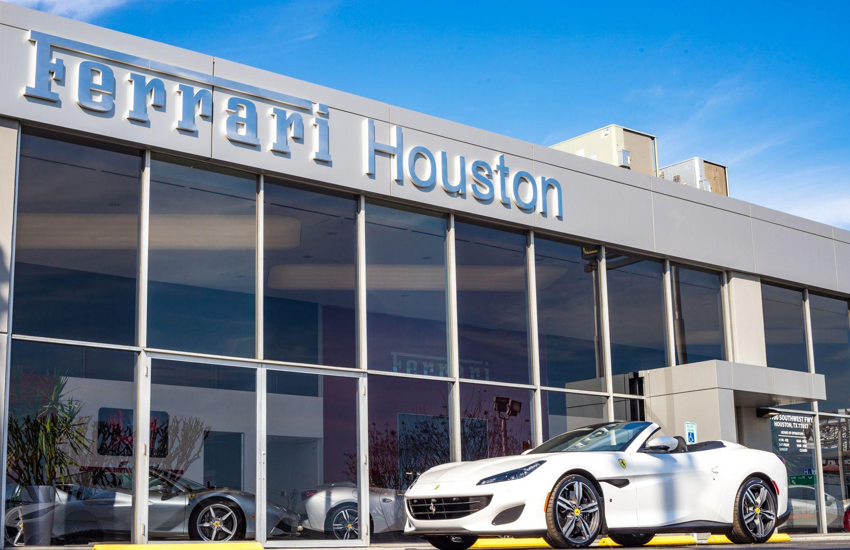 Waiting To Be Taken For A Ride Ferrariofhouston Ferrariportofino Houstonluxury Ferrari Luxurycars In 2020 Houston Luxury Portofino Ferrari