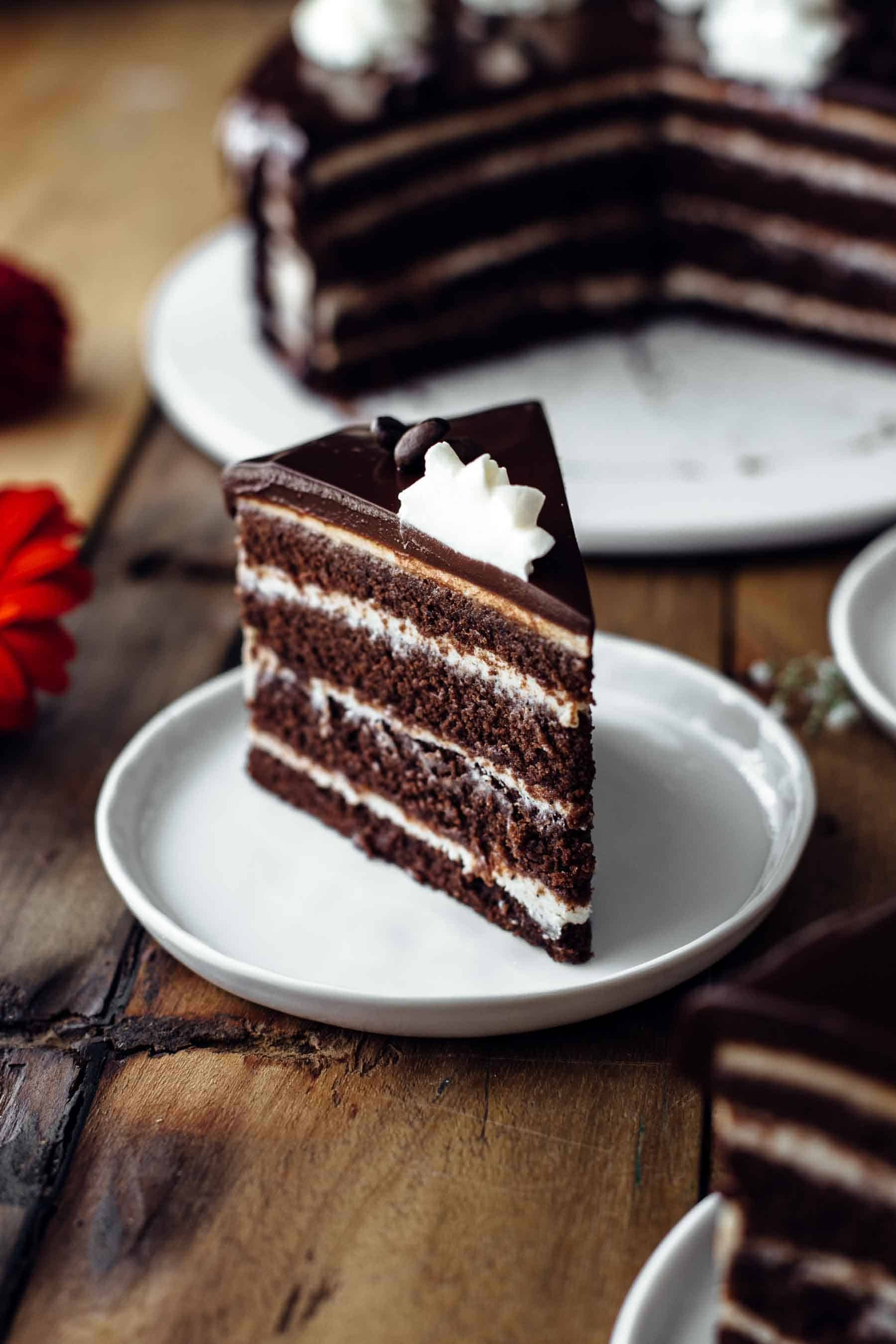 Chocolate Coffee Cake Recipe Also The Crumbs Please Chocolate
