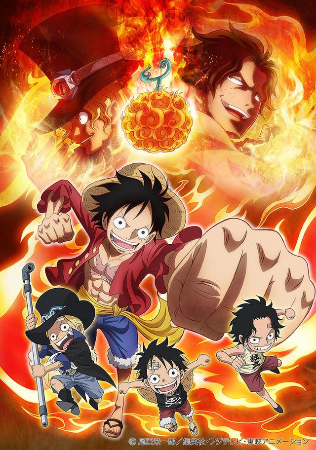 One Piece Episode Of Sabo Special S Story Full Title Visual