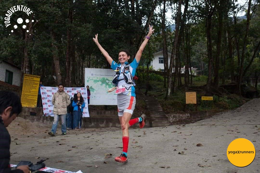 Grandissima prova di Tite Togni alla The North Face Kathmandu Ultra Trail Race 2015! Prima donna nella 27Km.