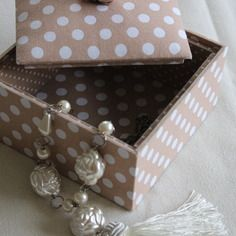 Boite vide poche ou petite boite a bijoux
