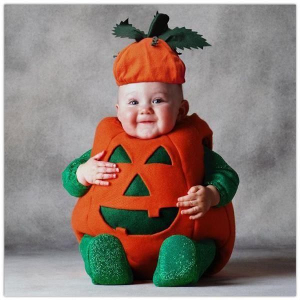 Los mejores disfraces de Halloween para bebés