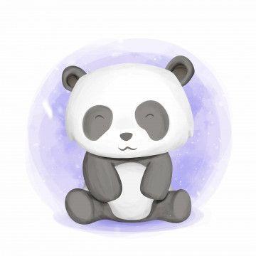 Milyj Rebenok Enot Ulybka Portret Illyustraciya Obozhaemyj Zhivotnoe Izobrazitelnoe Iskusstvo Png I Vektor Png Dlya Besplatnoj Zagruzki In 2020 Baby Animals Cute Panda Animal Clipart