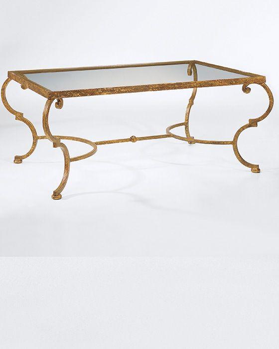 Hand Wrought Iron Table Moveis Arte Em Gesso Ferro
