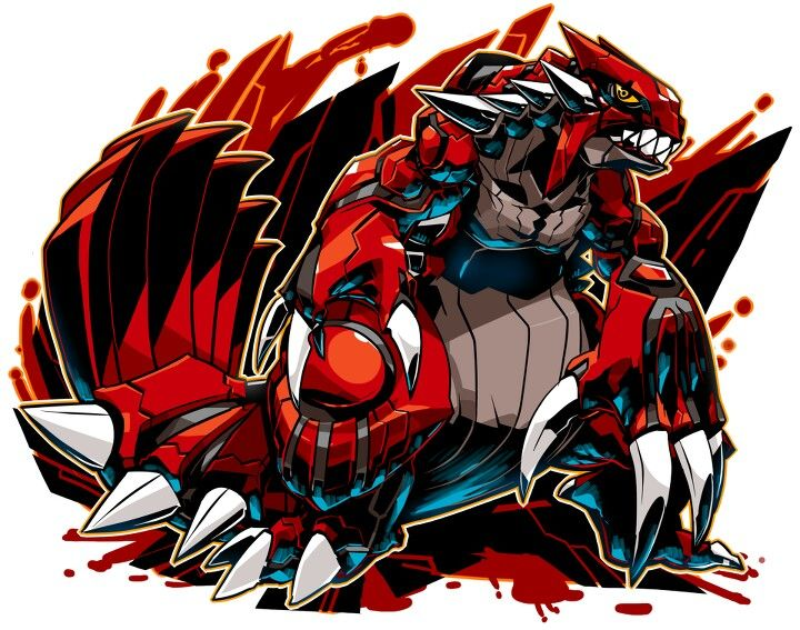 legendary pokemon groudon - photo #30