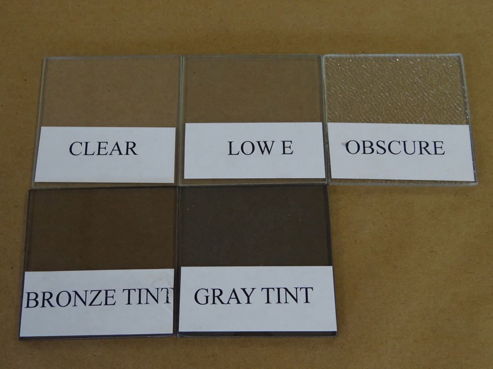 dual pane glass types and cost for replacement Low-E, Clear