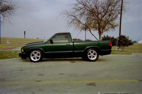 Check Out Customized Cruiser21 S 1997 Chevrolet S10 Regular