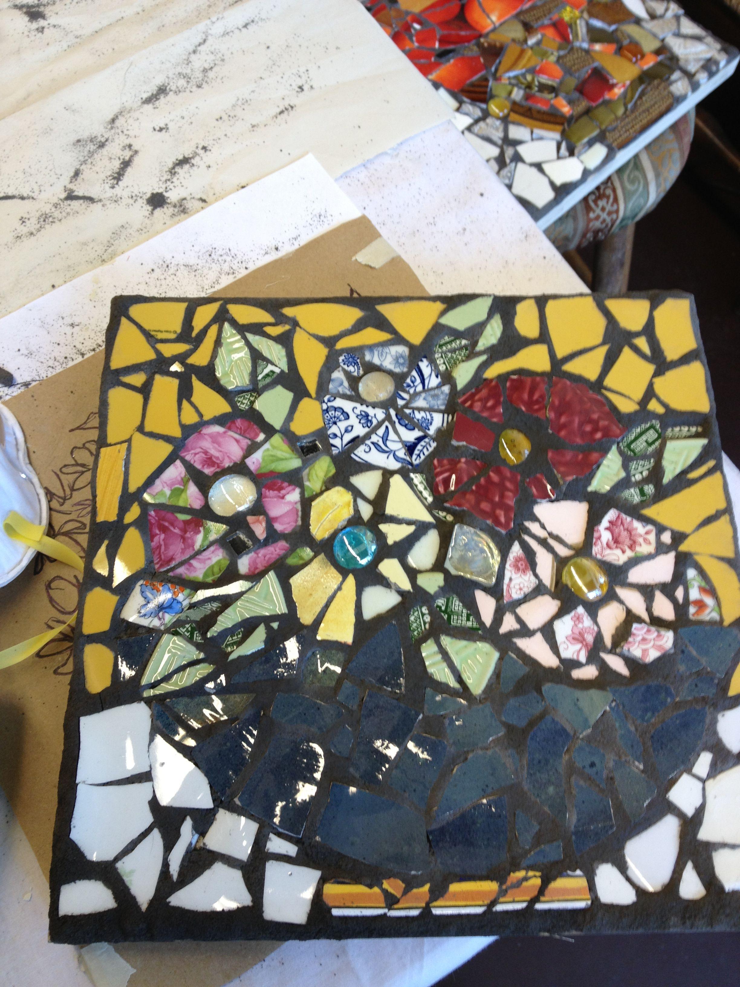 Mosaic Susanne Vernon Studios Greenville Sc Crafts Decor Home