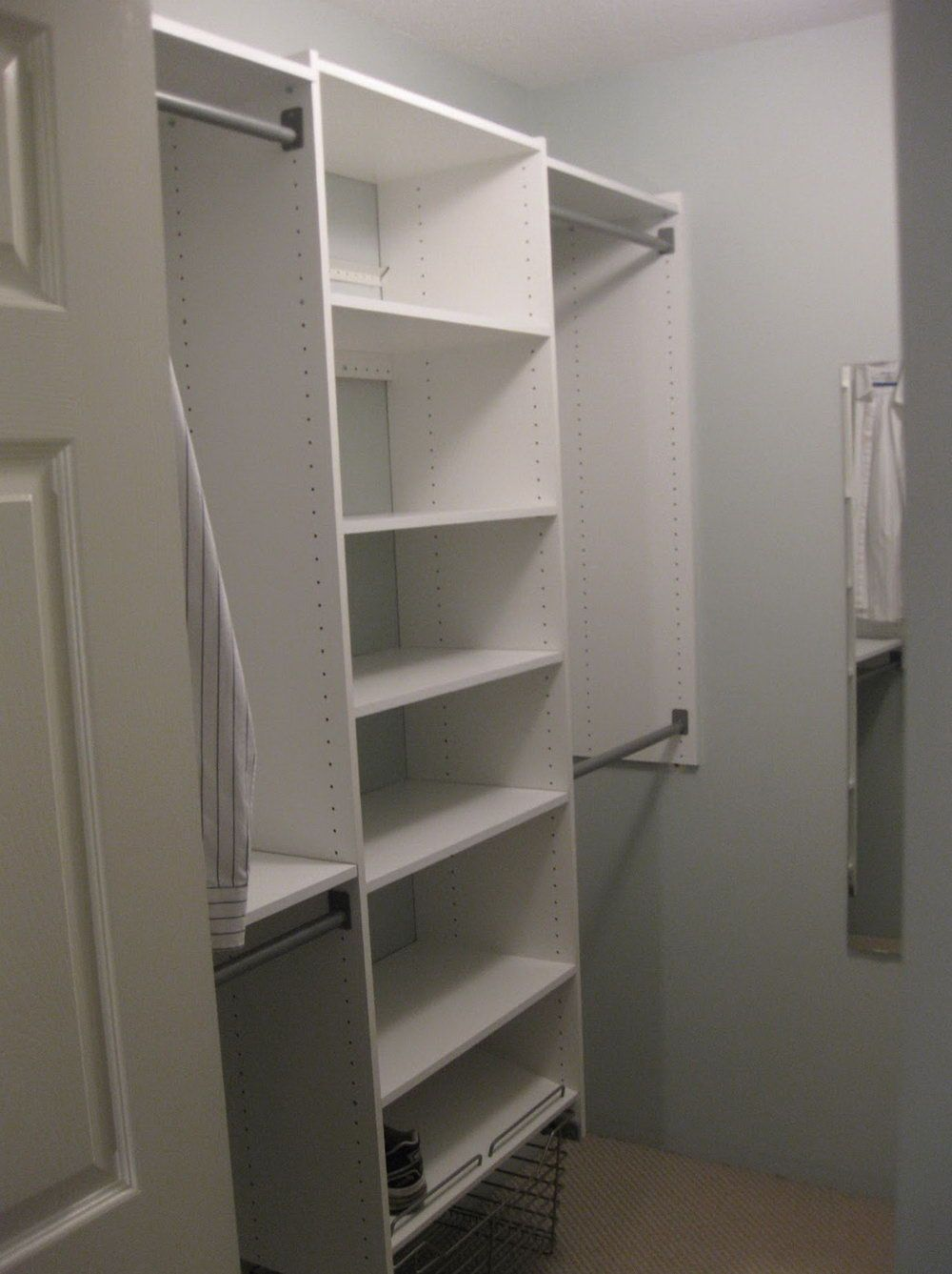 Great Lowes Rubbermaid Closet Kit
